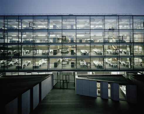 Barkow Leibinger | Customer and Administration Building | Ditzingen