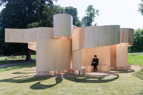 Barkow Leibinger | Serpentine Summer House | London 2016