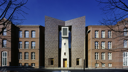 Christoph Mäckler Architekten | Lévi-Strauss-College | Berlin