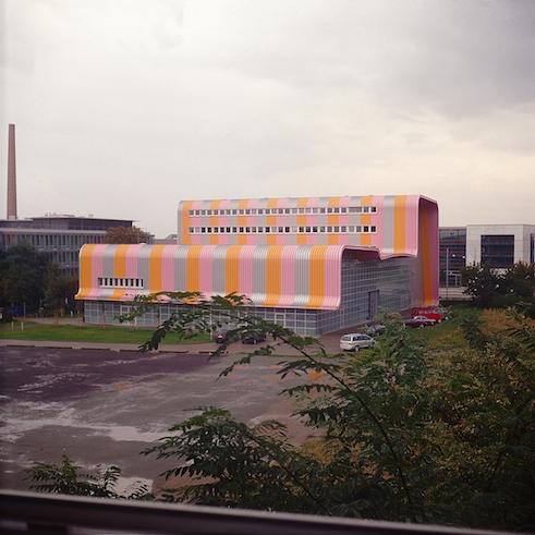 Sauerbruch Hutton | Experimental factory | Magdeburg