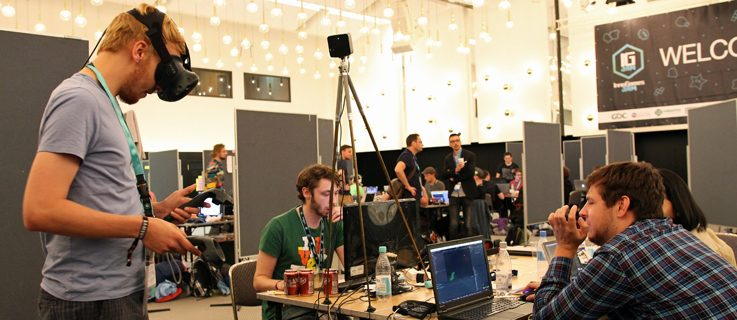 The InnoGames Game Jam in Cologne