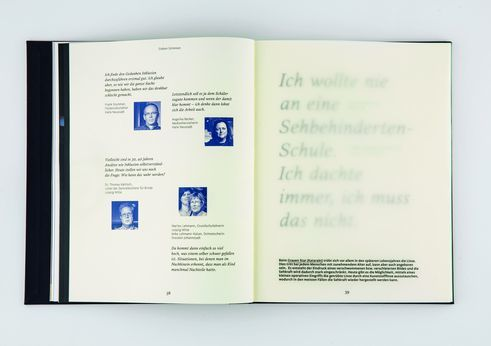 "Antje Mönnig | Cover and examples from ""Unmöglich. Aber machbar."""