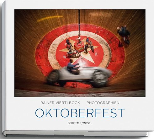 Rainer Viertlböck | Oktoberfest | cover picture of the book