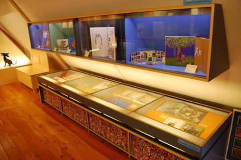 "Exhibition in the ""treasure house"""