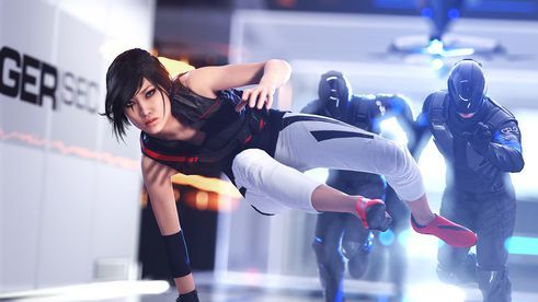 Computer game Mirror's Edge Catalyst