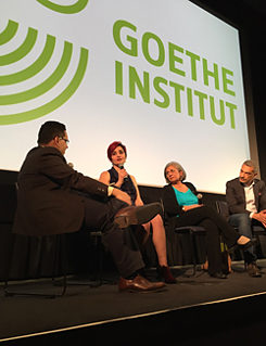 Goethe Films, Toronto, Panel 2016