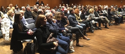 Berliner Abend in Rom – Goethe-Institut Rom, 9. November 2016