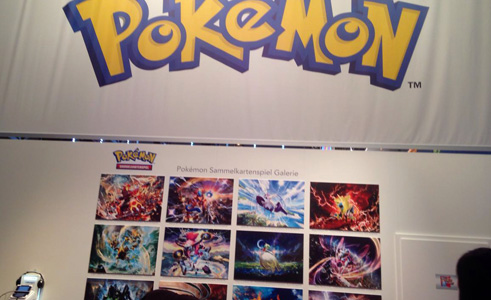 Gamescom 2016 - Pokemon