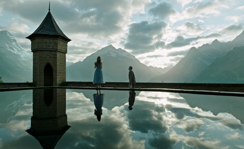 A Cure For Wellness (château fort de Hohenzollern dans le Bade-Wurtemberg)