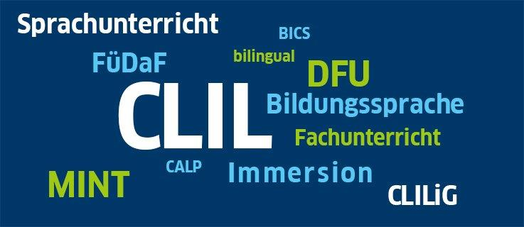 CLIL combines foreign language learning with specific subject content.