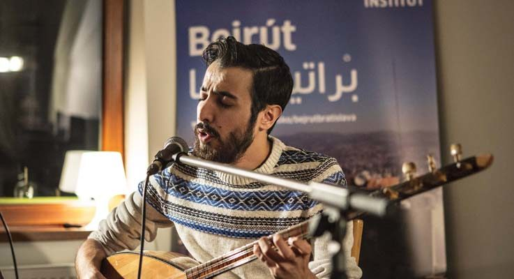Living Room Concert: Ary Sarhan