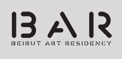 Logo Beirut Art Residency