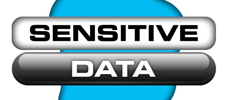 Sensitive Data Project page