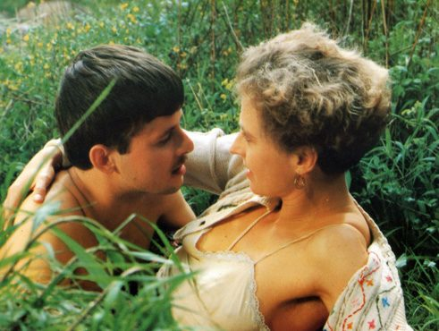 Eine Liebe in Deutschland (A Love in Germany, Andrzej Wajda, 1983) with Piotr Lysak, Hanna Schygulla