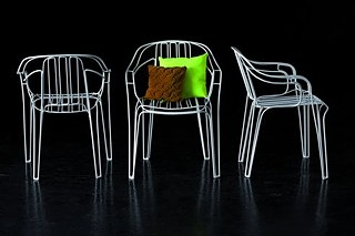 Kilian Schindler | Charles Wire Chair