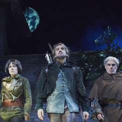 """Robin Hood"" at the Residenztheater in Munich"