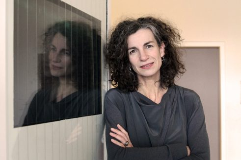 Annemie Vanackere, director of the Berlin theatre Hebbel am Ufer (HAU) since 2012