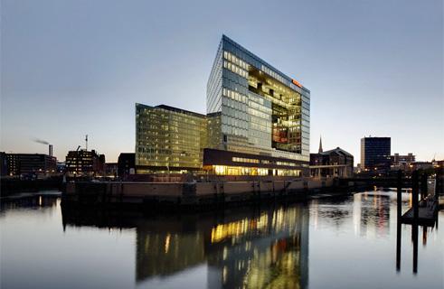 """New """"Spiegel"""" headquarters in Hamburg"""