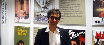 Atom Egoyan, Media Space, Goethe-Institut Toronto
