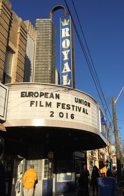 EUFF 2016 Toronto Marquee