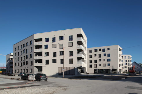 Housing Cooperative wagnisART | Munich