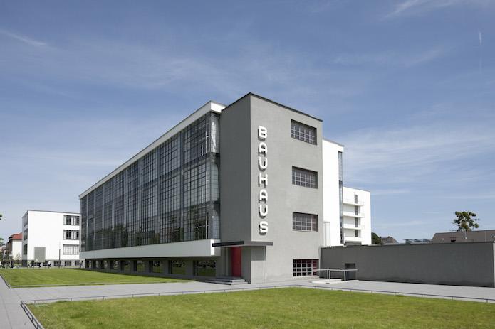 World Heritage Bauhaus Experimental Space Of Modernity
