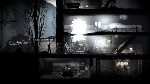 This War of Mine, Screenshot © 11 bit studios, 2014