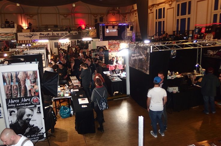 TATTOO FESTIVAL BERLIN