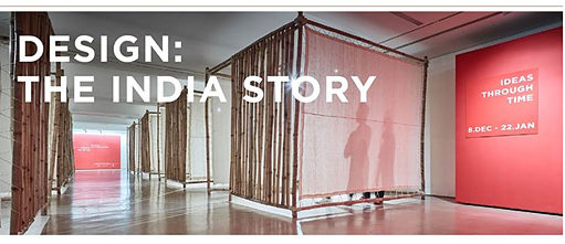 DESIGN: THE INDIA STORY