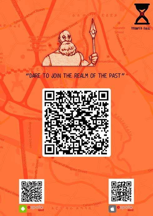 Battle of the Times - Past QR-Code