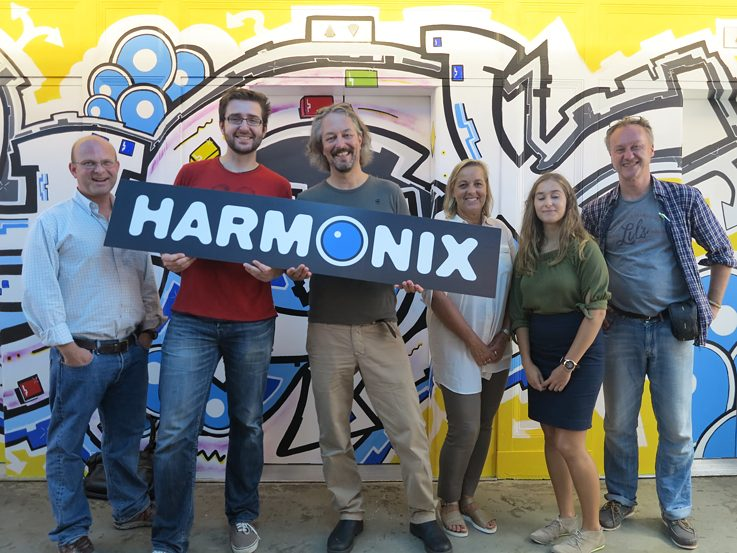 visiting Harmonix in Boston