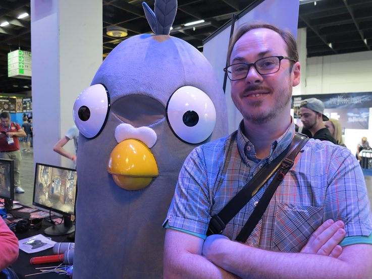 Visting gamescom, Cologne