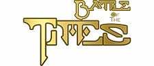 The Battle of the Times Logo