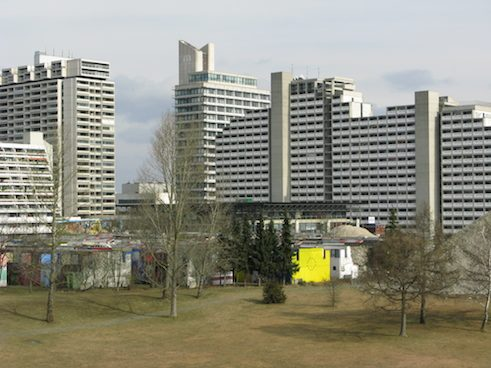 Olympic village in Munich | Heinle Wischer und Partner