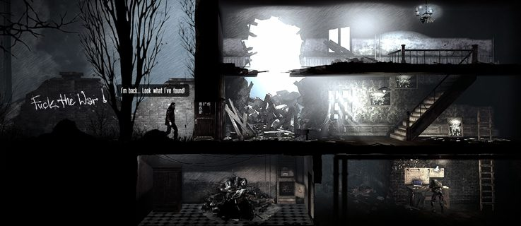 This War of Mine (c) 11 bit studios, 2014