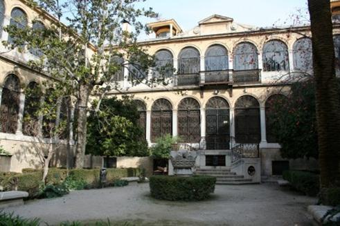 Foto: Palacio de Columnas