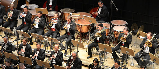 Philharmonic Percussion Wind Brass