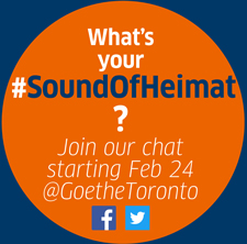 What's Your #SoundOfHeimat? button