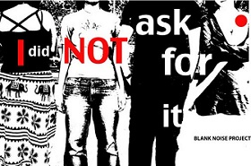 i never asked for it - blank noise