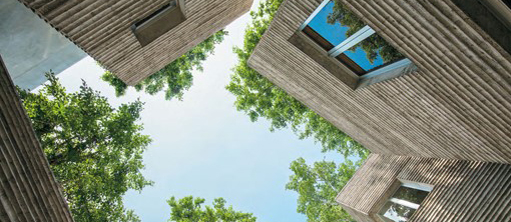Vo Trong Nghia Architects: House for Trees, Ho-Chi-Minh-Stadt, 2014