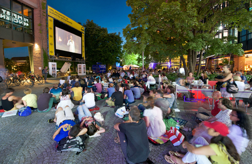 Open Air at the Filmfest München
