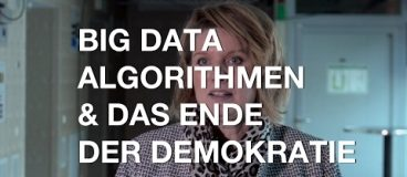 Bots, Fake News und Big Data: Das Ende der Demokratie?