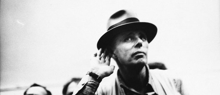 Beuys by Andres Veiel.