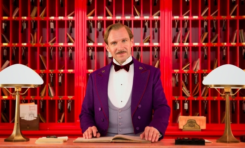 Grand Budapest Hotel (2014, Regie: Wes Anderson)