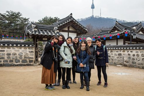Korea Camp 2016