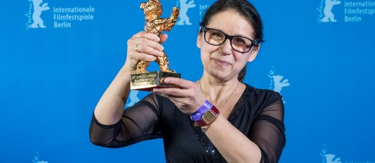 "ldikó Enyed, Gewinnerin des Goldenen Bären 2017 mit ""On Body and Soul"""