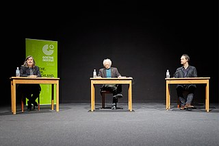 Reading and discussion with Mahmoud Doulatabadi and Iris Radisch, Schaubühne Berlin, 18 February 2017