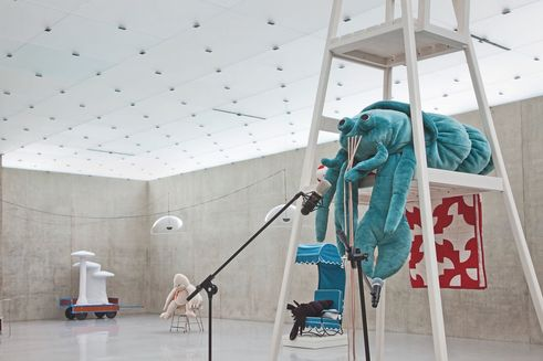 Cosima von Bonin | The Fatigue Empire | 2010 Kunsthaus Bregenz