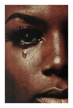 Anne Collier | Woman Crying #2 (Mujer llorando #2)