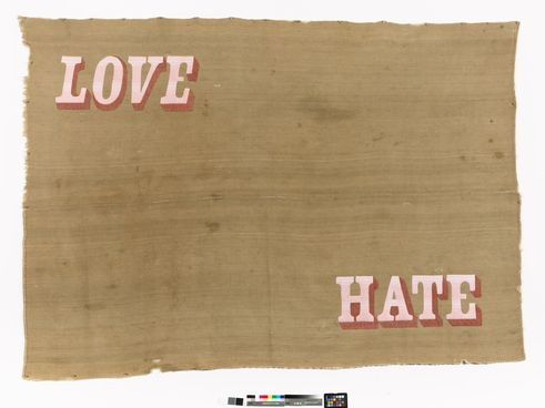 Cosima von Bonin | LOVE HATE, 2009